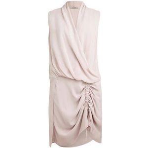 AllSaints Cathea Shift Dress Pink NWT U.S.6